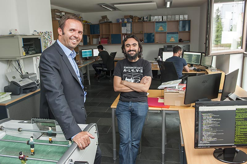 L'esprit start-up au service du monde médical
