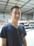 Joseph Nguyen, immersion en milieu professionnel